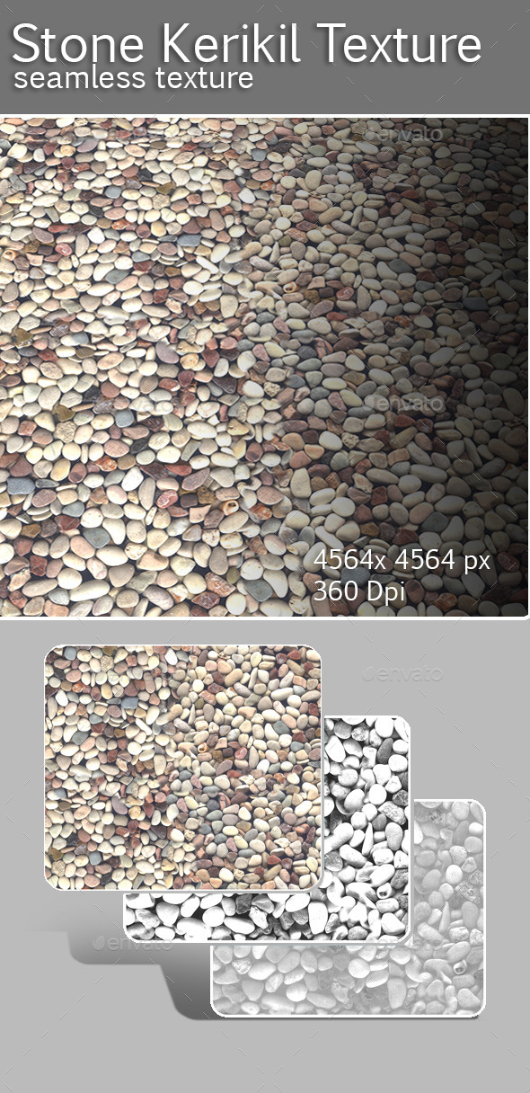 GraphicRiver Stone Kerikil Texture 9346794