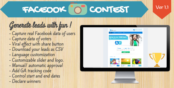 CodeCanyon Facebook Photo Contest 9348215