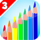 Coloring Book - HTML5 Game - CodeCanyon Item for Sale