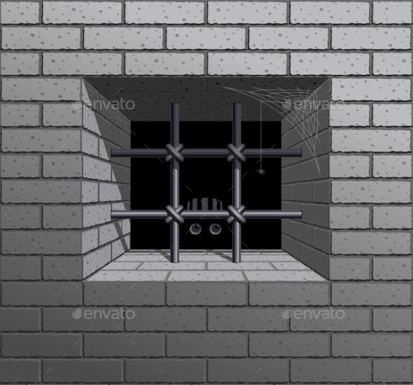 GraphicRiver Prison 9350534