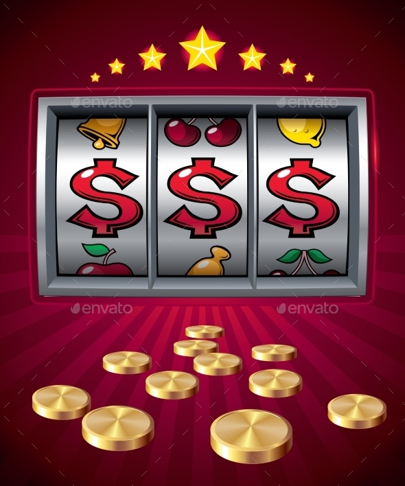 GraphicRiver Slot Machine 9350559
