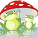 Frogs - GraphicRiver Item for Sale