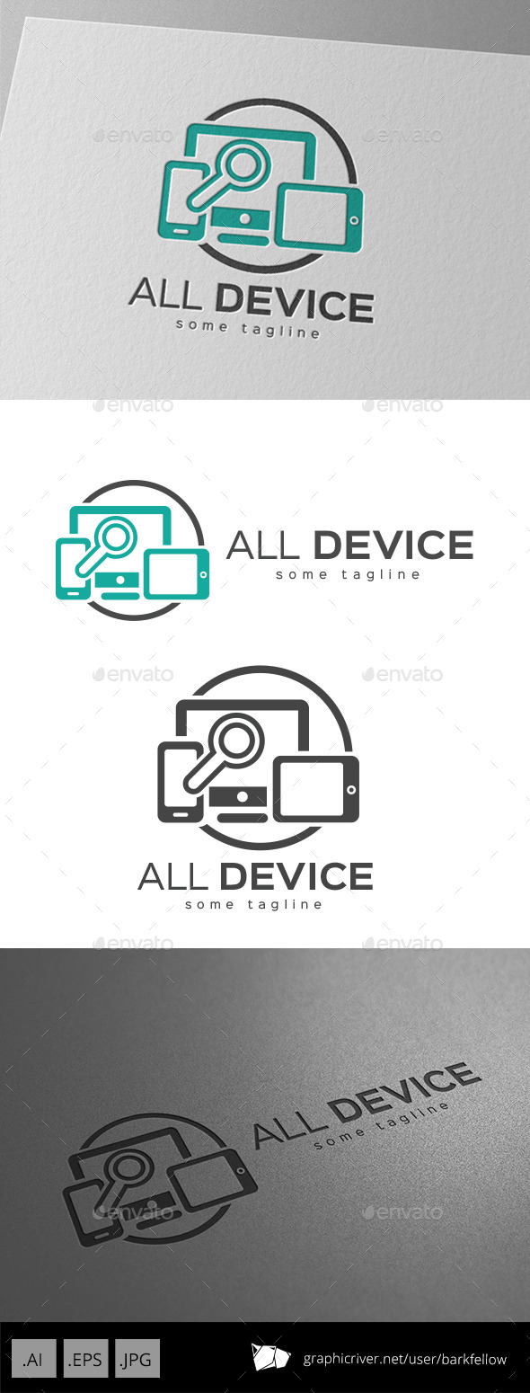 GraphicRiver Responsive All Device Media Logo 9350889