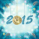 Happy New Year 2015 - GraphicRiver Item for Sale