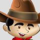 Cowboy mascot design - GraphicRiver Item for Sale