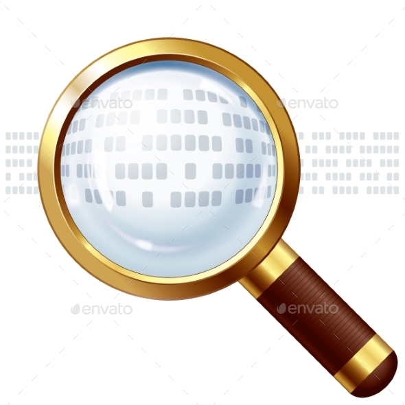 GraphicRiver Magnifying Glass 9351073