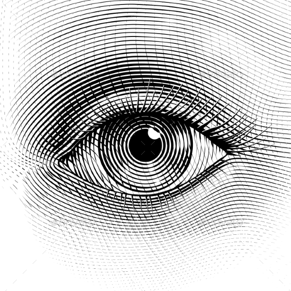 GraphicRiver Eye 9351102