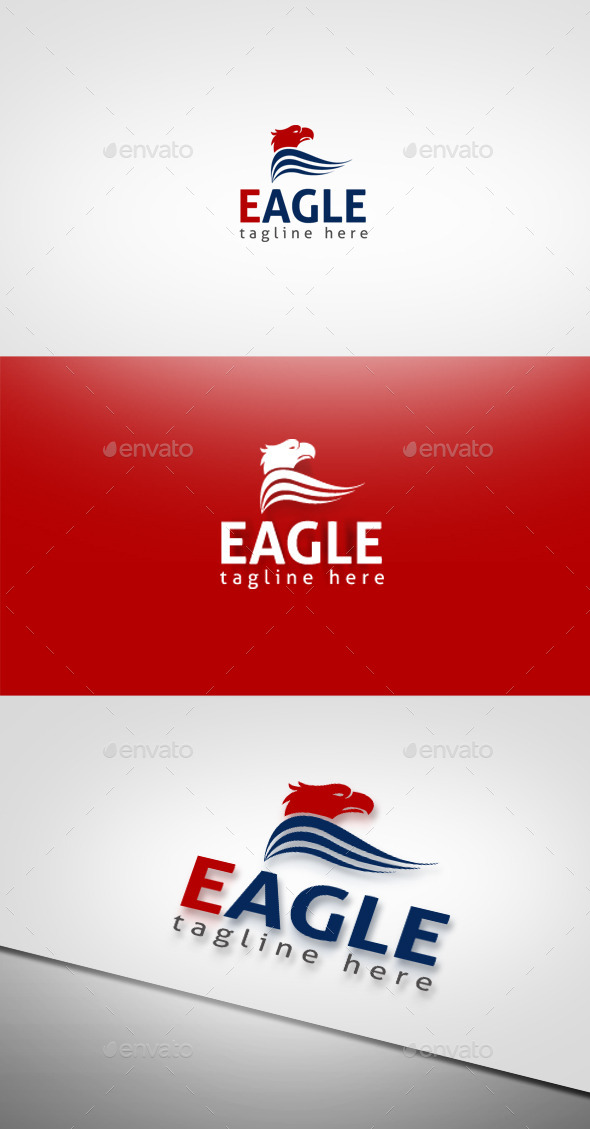 GraphicRiver Eagle Logo 9337038