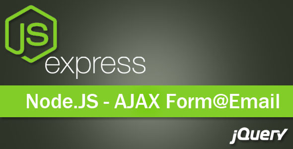 CodeCanyon AJAX Contact Form NodeJS Responsive 9351349
