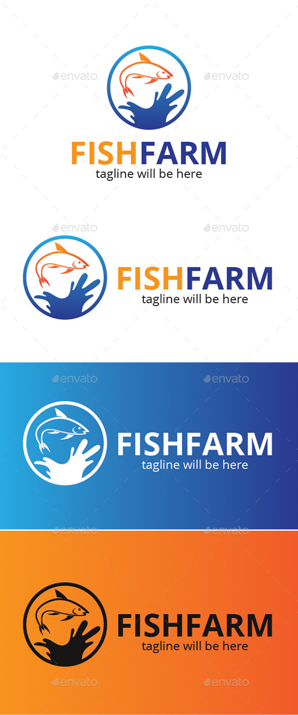 GraphicRiver Fish Farm 9351486