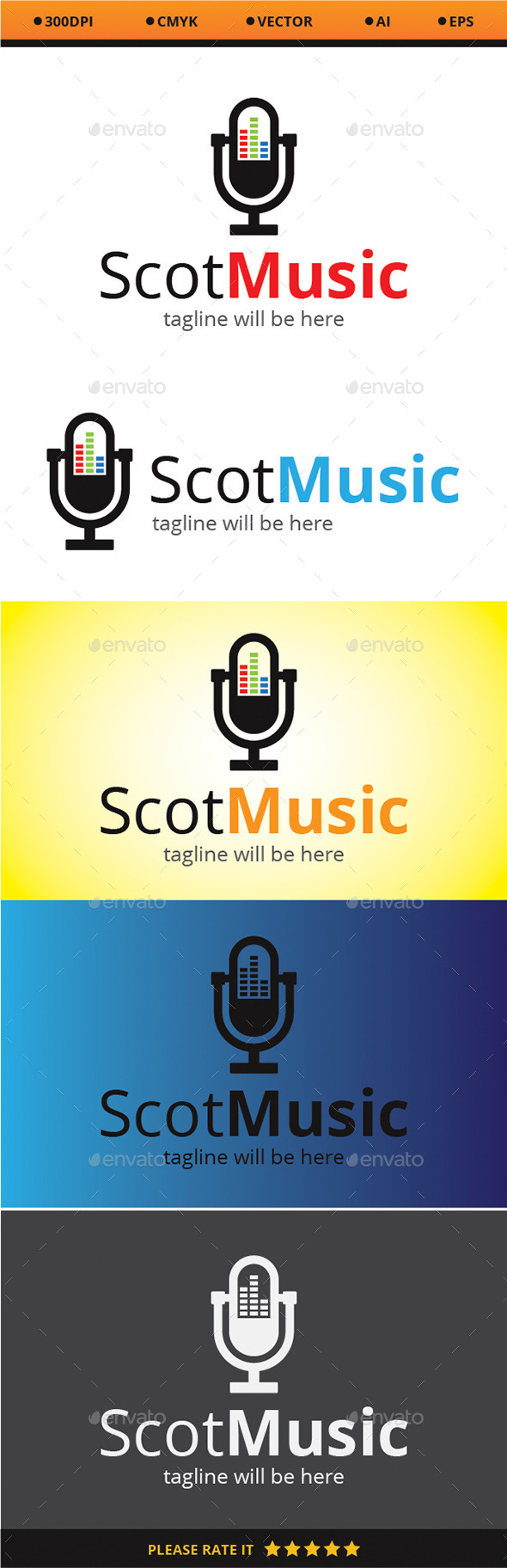 GraphicRiver Scot Music 9351739