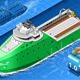 Isometric Ship Breaking the Ice in Navigation - GraphicRiver Item for Sale