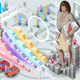 Isometric Infographic Woman Secretary Set Elements - GraphicRiver Item for Sale