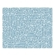 Seamless Labyrinth Background - GraphicRiver Item for Sale