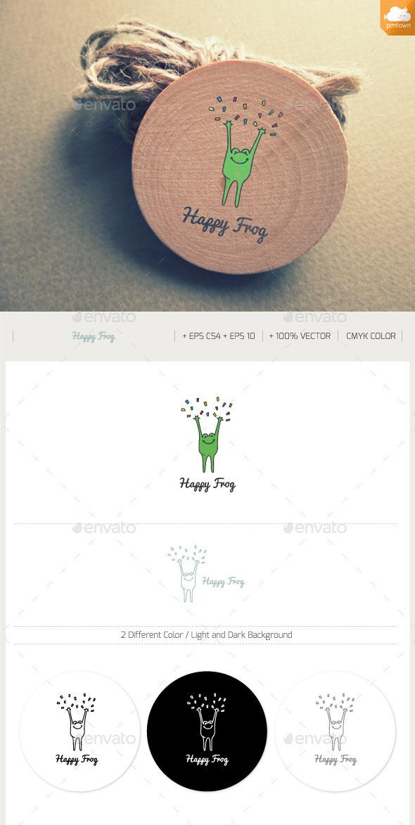 GraphicRiver Happy Frog 9352190