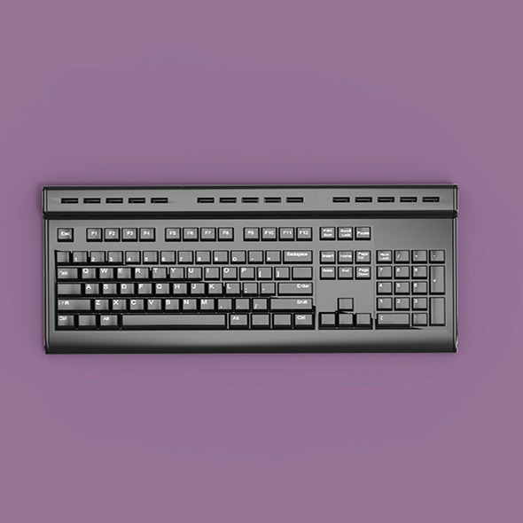 Keyboard  - 3DOcean Item for Sale