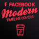 Facebook Timeline Modern Covers - GraphicRiver Item for Sale