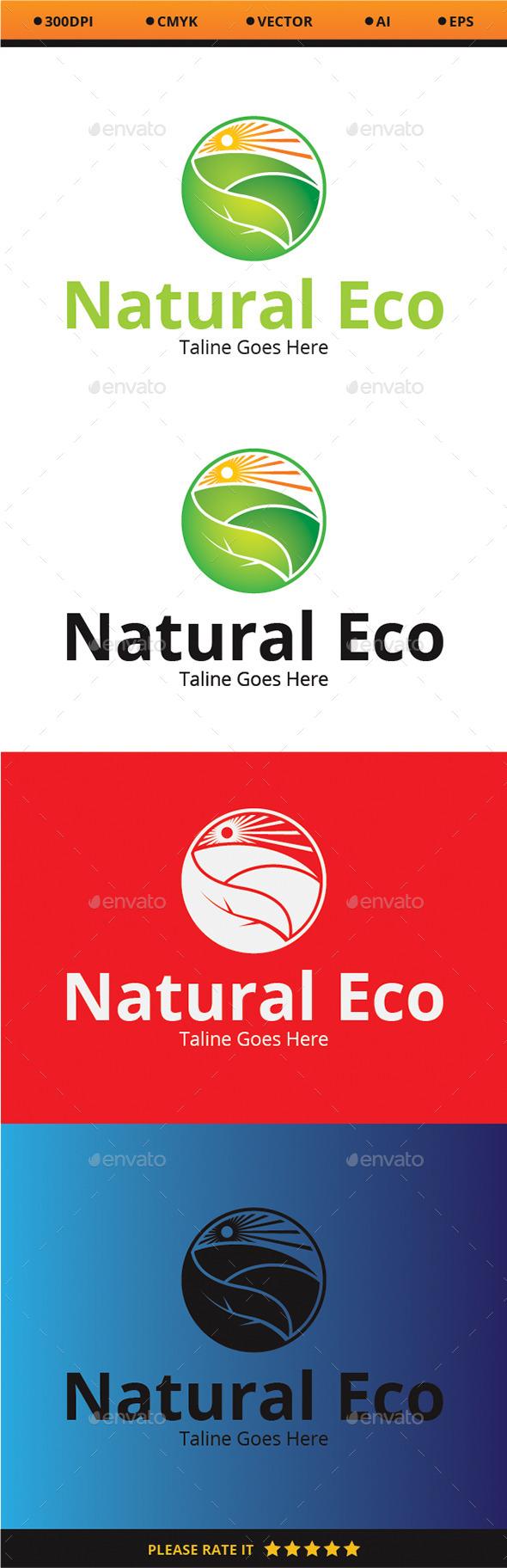 GraphicRiver Natural Eco 9353550