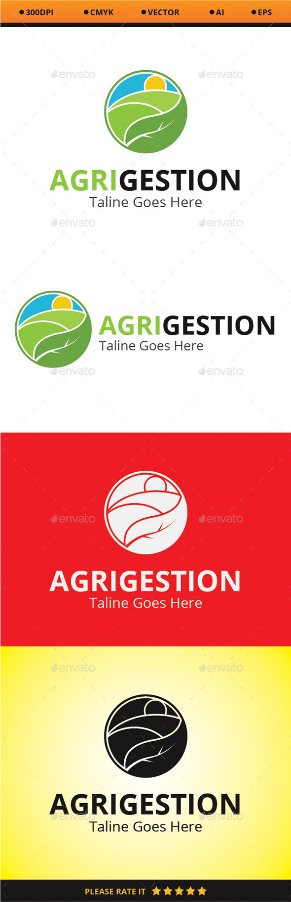 GraphicRiver Agri Gestion 9353982