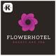 Flower Hotel Logo - GraphicRiver Item for Sale