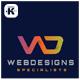 Web Design Logo - GraphicRiver Item for Sale