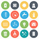 Energy and Fuel Resources Icons  - GraphicRiver Item for Sale