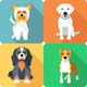 Dog Icons - GraphicRiver Item for Sale