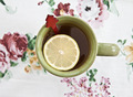 Hot beverage in green mug - PhotoDune Item for Sale