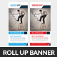Transport Business Rollup Banners - GraphicRiver Item for Sale