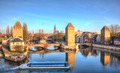 Ponts Couverts in Strasbourg France  - PhotoDune Item for Sale
