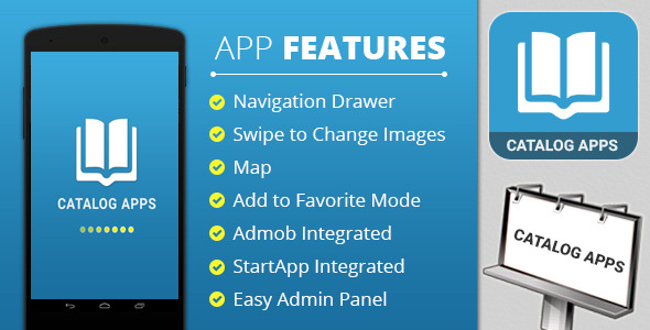 CodeCanyon Catalog Apps 9355623
