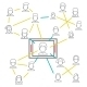 Social Networking People Conceptual Vector Design - GraphicRiver Item for Sale