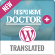 Doctor+: Responsive Medical WordPress Theme - ThemeForest Item for Sale