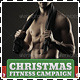 Fitness & Gym Christmas Promotions Flyer - GraphicRiver Item for Sale