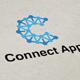 Connect App V2 Logo - GraphicRiver Item for Sale