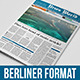 Berliner Newspaper Template 20 pages - GraphicRiver Item for Sale