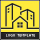 Real Estate Logo Template v2 - GraphicRiver Item for Sale