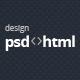 designpsdtohtml