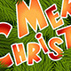 Grungy Merry Christmas Greeting Card - GraphicRiver Item for Sale