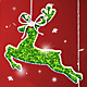 String Theory Christmas Greetings - VideoHive Item for Sale