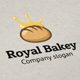 Royal Bakery Logo - GraphicRiver Item for Sale