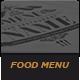 Elegant Food Menu 2 - GraphicRiver Item for Sale
