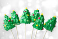 Christmas tree cake pops - PhotoDune Item for Sale