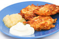 Hanukkah Latkes Closeup - PhotoDune Item for Sale