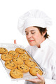 Chef Bakes Cookies - PhotoDune Item for Sale