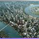 Large city buildings - 3DOcean Item for Sale
