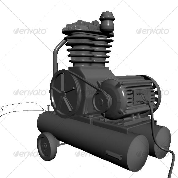 3DOcean Compressor 120136