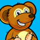 Cartoon Bear Character - GraphicRiver Item for Sale