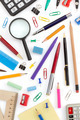 office supplies on white - PhotoDune Item for Sale