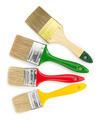 paintbrush on white background - PhotoDune Item for Sale